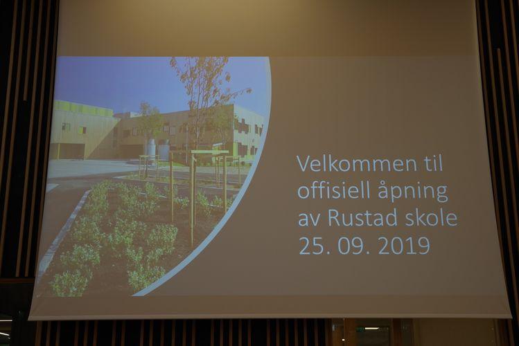 2019-09-25 Rustad skole offisiell åpning Foto Ivar Ola Opheim (11)