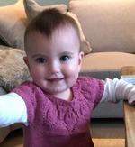 Alexandra Nilsen Gram 1 år