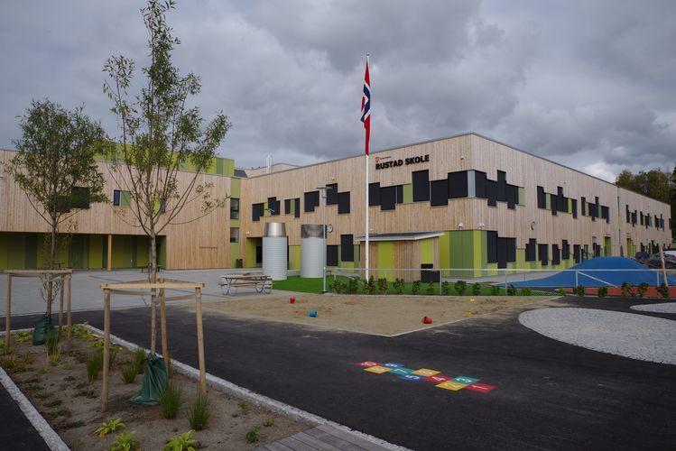 Rustad skole 2019