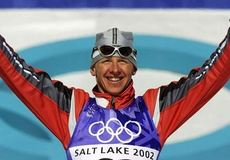 Wolfgang Perner gewann 2002 die Bronzemedaille bei den Olympischen Spielen in Salt Lake City.