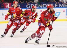 Grenoble Hockey Fabien Baldino