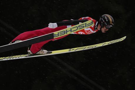 22.11.2015, Klingenthal, Germany (GER): Roman Koudelka (CZE), Fischer- FIS world cup ski jumping, individual HS140, Klingenthal (GER). www.nordicfocus.com. © Domanski/NordicFocus. Every downloaded picture is fee-liable.