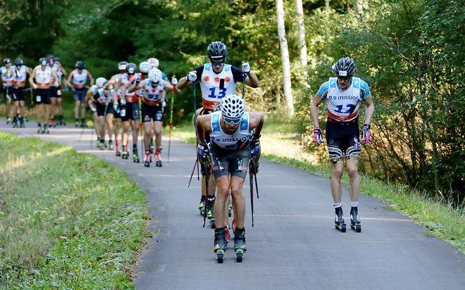 KLARÄLVSLOPPET i Värmland var den andra challenger-tävlingen i Sverige efter Alliansloppet i Trollhättan. Foto/rights: KJELL-ERIK KRISTIANSEN/kekstock.com