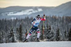 09.12.2018, Beitostolen, Norway (NOR):Simen Hegstad Krueger (NOR) - FIS world cup cross-country, 4x7.5km men, Beitostolen (NOR). www.nordicfocus.com. © Modica/NordicFocus. Every downloaded picture is fee-liable.