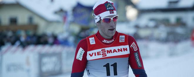 SIMEN ØSTENSEN lägger av som 35-åring. Han har varit en framträdande åkare i Visma Ski Classics men var tidigare norsk landslagsåkare. Här från Tour de Ski 2011. Foto/rights: MOA MOLANDER KRISTIANSEN/kekstock.com