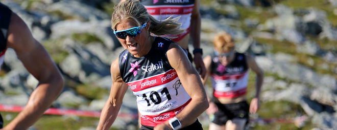 THERESE JOHAUG springer i helgen norska mästerskapen i terränglöpning i Oslo och är givetvis storfavorit. Foto/rights: KJELL-ERIK KRISTIANSEN/kekstock.com