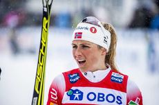 17.03.2019, Falun, Sweden (SWE):Therese Johaug (NOR) - FIS world cup cross-country, 10km women, Falun (SWE). www.nordicfocus.com. © Modica/NordicFocus. Every downloaded picture is fee-liable.