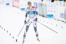 02.03.2019, Seefeld, Austria (AUT):Frida Karlsson (SWE) - FIS nordic world ski championships, cross-country, mass women, Seefeld (AUT). www.nordicfocus.com. © Modica/NordicFocus. Every downloaded picture is fee-liable.