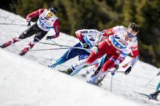 23.02.2019, Seefeld, Austria (AUT):Emil Iversen (NOR) - FIS nordic world ski championships, cross-country, skiathlon men, Seefeld (AUT). www.nordicfocus.com. © Modica/NordicFocus. Every downloaded picture is fee-liable.