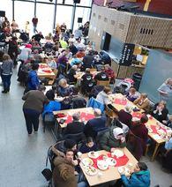 internasjonal lunsj arktisk kultursenter