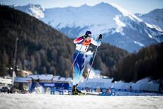 01.01.2019, Val Mustair, Switzerland (SUI):Dario Cologna (SUI) - FIS world cup cross-country, tour de ski, individual sprint, Val Mustair (SUI). www.nordicfocus.com. © Modica/NordicFocus. Every downloaded picture is fee-liable.