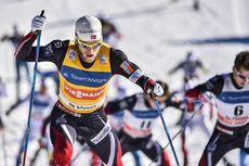 17.12.2016, La Clusaz, France (FRA):Martin Johnsrud Sundby (NOR) - FIS world cup cross-country, mass men, La Clusaz (FRA). www.nordicfocus.com. © Thibaut/NordicFocus. Every downloaded picture is fee-liable.