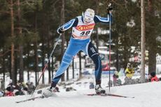 28.01.2017, Falun Sweden (SWE):Jackline Lockner (SWE) - FIS world cup cross-country, individual sprint, Falun (SWE). www.nordicfocus.com. © Modica/NordicFocus. Every downloaded picture is fee-liable.