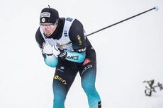22.03.2019, Quebec, Canada (CAN):Lucas Chanavat (FRA) - FIS world cup cross-country, individual sprint, Quebec (CAN). www.nordicfocus.com. © Modica/NordicFocus. Every downloaded picture is fee-liable.