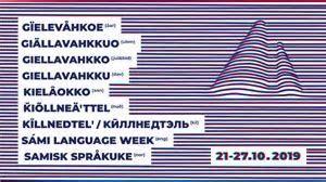 Logo - Samisk språkuke