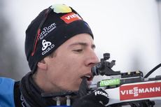 13.03.2019, Oestersund, Sweden (SWE):Quentin Fillon Maillet (FRA) - IBU world championships biathlon, individual men, Oestersund (SWE). www.nordicfocus.com. © Manzoni/NordicFocus. Every downloaded picture is fee-liable.