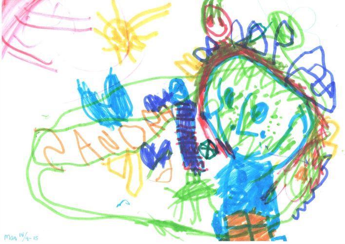 Barnehagetegning