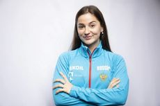 23.11.2018, Lillehammer, Norway, (NOR):Yuliya Belorukova (RUS) - FIS world cup cross-country, photoshooting, Lillehammer (FIN). www.nordicfocus.com. © NordicFocus. Every downloaded picture is fee-liable.