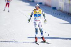 23.02.2019, Seefeld, Austria (AUT):Charlotte Kalla (SWE) - FIS nordic world ski championships, cross-country, skiathlon women, Seefeld (AUT). www.nordicfocus.com. © Modica/NordicFocus. Every downloaded picture is fee-liable.