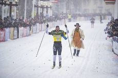 03.03.2019, Mora, Sweden (SWE):Britta Johansson Norgren (SWE) - Visma Ski Classics and FIS Marathon Cup Vasaloppet, Mora (SWE). www.nordicfocus.com. © Manzoni/NordicFocus. Every downloaded picture is fee-liable.
