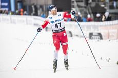 17.03.2019, Falun, Sweden (SWE):Martin Johnsrud Sundby (NOR) - FIS world cup cross-country, 15km men, Falun (SWE). www.nordicfocus.com. © Modica/NordicFocus. Every downloaded picture is fee-liable.