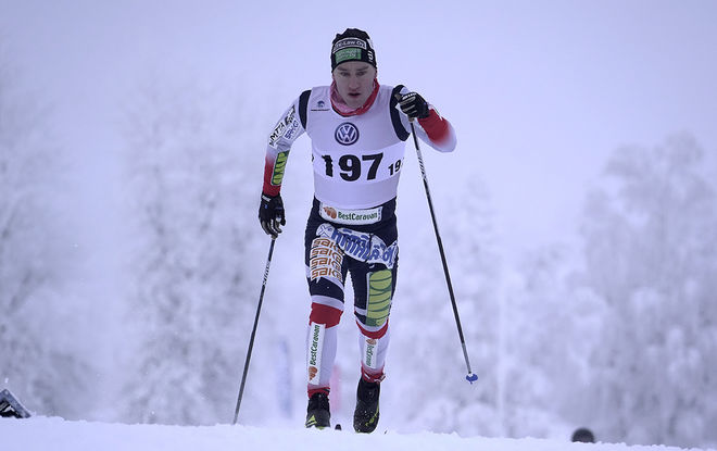 HEIKKI KORPELA är huvudmannen bakom det norsk-finska långloppslaget Northern Fish Håtälä som nu kliver in i Visma Ski Classics. Foto/rights: TOM-WILLIAM LINDSTRÖM/kekstock.com