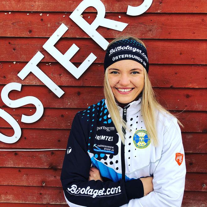 LINN SVAHN är den tredje landslagsåkaren som lämnar IFK Umeå den här veckan. Hon går till Östersunds SK, ganska naturligt då hon bor i staden sedan länge.