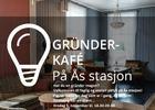 Velkommen til Gründercafe 5. november !