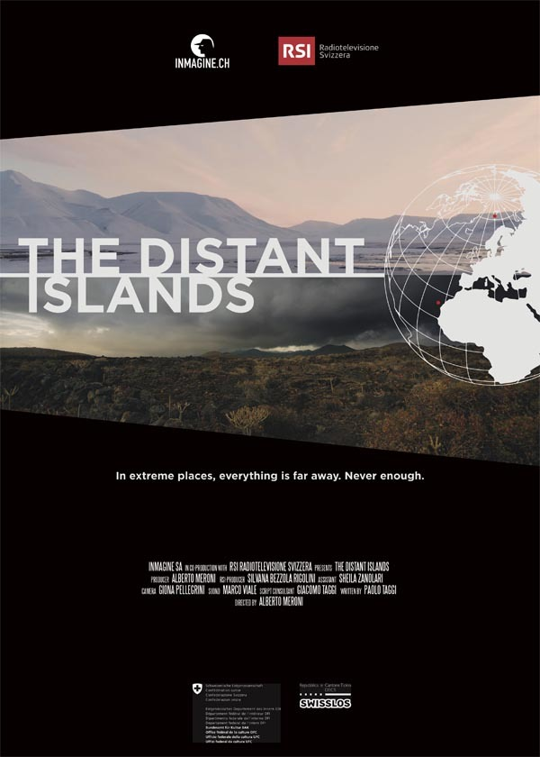Distant Islands - plakat