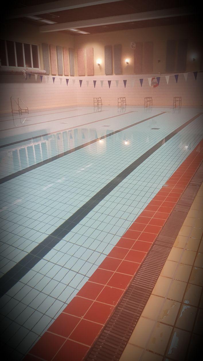 Storslett svømmehall