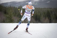 02.12.2018, Lillehammer, Norway (NOR):++, Calle Halfvarsson (SWE) - FIS world cup cross-country, pursuit men, Lillehammer (NOR). www.nordicfocus.com. © Modica/NordicFocus. Every downloaded picture is fee-liable.