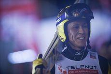 24.11.2018, Ruka, Finland (FIN):Noriaki Kasai (JPN) - FIS world cup ski jumping, individual HS142, Ruka (FIN). www.nordicfocus.com. © Tumashov/NordicFocus. Every downloaded picture is fee-liable.