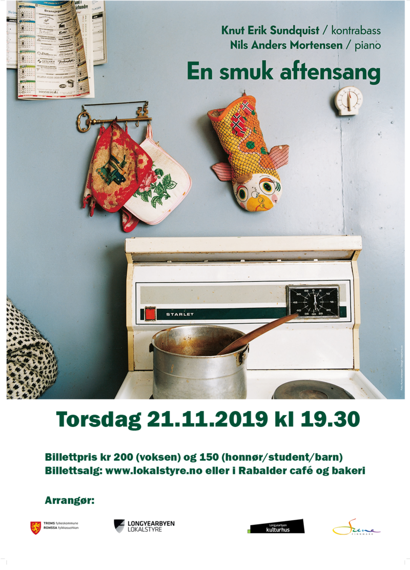 En smuk aftensang 21.11.2019 Plakat