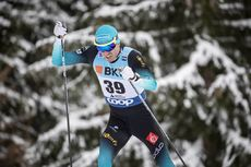 16.12.2018, Davos, Switzerland (SUI):Maurice Manificat (FRA) - FIS world cup cross-country, 15km men, Davos (SUI). www.nordicfocus.com. © Modica/NordicFocus. Every downloaded picture is fee-liable.