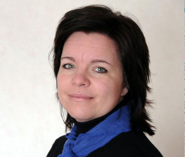 Connie Slettan Olsen, kommunikasjonssjef, Rana kommune.