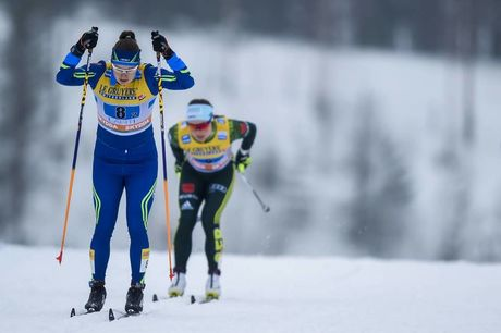 10.02.2019, Lahti Finland (FIN):Anastasia Kirillova (BLR) - FIS world cup cross-country, team sprint, Lahti (FIN). www.nordicfocus.com. © Thibaut/NordicFocus. Every downloaded picture is fee-liable.