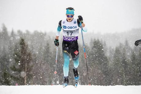 02.12.2018, Lillehammer, Norway (NOR):Clement Parisse (FRA) - FIS world cup cross-country, pursuit men, Lillehammer (NOR). www.nordicfocus.com. © Modica/NordicFocus. Every downloaded picture is fee-liable.