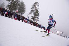 22.03.2019, Oslo, Norway (NOR):Dmitry Malyshko (RUS) - IBU world cup biathlon, sprint men, Oslo (NOR). www.nordicfocus.com. © Manzoni/NordicFocus. Every downloaded picture is fee-liable.