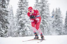 08.12.2018, Beitostolen, Norway (NOR):Alexander Bolshunov (RUS) - FIS world cup cross-country, 30km men, Beitostolen (NOR). www.nordicfocus.com. © Modica/NordicFocus. Every downloaded picture is fee-liable.