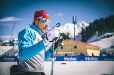 21.02.2019, Seefeld, Austria (AUT):Gleb Retivykh (RUS) - FIS nordic world ski championships, cross-country, training, Seefeld (AUT). www.nordicfocus.com. © Modica/NordicFocus. Every downloaded picture is fee-liable.