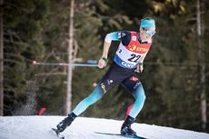 29.12.2018, Toblach, Italy (ITA):Clement Parisse (FRA) - FIS world cup cross-country, tour de ski, individual sprint, Toblach (ITA). www.nordicfocus.com. © Modica/NordicFocus. Every downloaded picture is fee-liable.