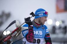 13.03.2019, Oestersund, Sweden (SWE):Alexander Loginov (RUS) - IBU world championships biathlon, individual men, Oestersund (SWE). www.nordicfocus.com. © Manzoni/NordicFocus. Every downloaded picture is fee-liable.
