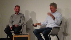 Thomas Clausen og Lars Tanum