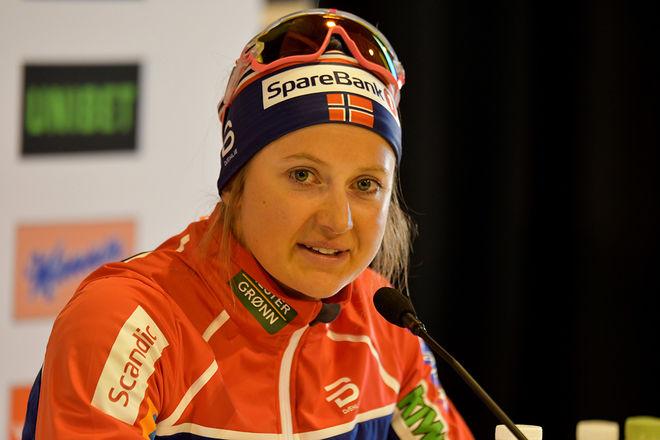INGVILD FLUGSTAD ØSTBERG har inte kunnat träna utomhus på snart tre månader efter trötthetsfrakturen i hälen. Foto/rights: ROLF ZETTERBERG/kekstock.com