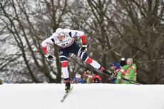 13.01.2018, Dresden, Germany (GER):Erik Valnes (NOR) - FIS world cup cross-country, individual sprint, Dresden (GER). www.nordicfocus.com. © Thibaut/NordicFocus. Every downloaded picture is fee-liable.