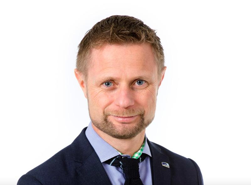 Helseminister Bent Høie. Foto: Bjørn Stuedal
