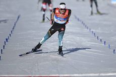 28.02.2019, Seefeld, Austria (AUT):Antoine Gerard (FRA) - FIS nordic world ski championships, nordic combined, individual gundersen HS109/10km, Seefeld (AUT). www.nordicfocus.com. © THIBAUT/NordicFocus. Every downloaded picture is fee-liable.