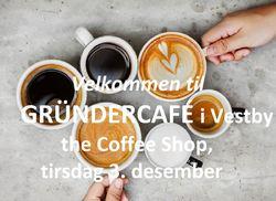 Gründercafé i Vestby 3. desember 2019