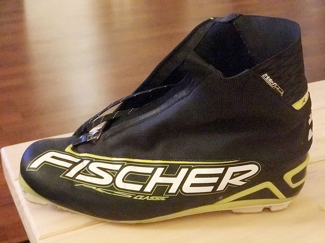 BLIR DU den som kommer att uveckla Fischers skidpjäxor i framtiden? Foto/rights: KJELL-ERIK KRISTIANSEN/kekstock.com