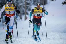 29.11.2019, Ruka, Finland (FIN):Richard Jouve (FRA) - FIS world cup cross-country, individual sprint, Ruka (FIN). www.nordicfocus.com. © Modica/NordicFocus. Every downloaded picture is fee-liable.